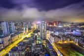 贵阳市城市景观 — 图库照片