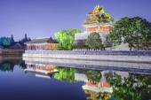 Forbidden City Outer Moat in Beijing, China — Stock Photo