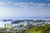 Shirahama, Japan Beachfront Skyline — Stock Photo