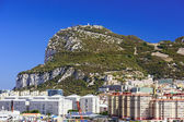 Gibraltar Rock — Stockfoto
