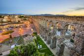 Segovia, Spain Aqueduct — Stock Photo