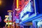 Nashville Honkey Tonk Bars — Foto de Stock