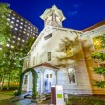 Sapporo Clock Tower — Stock Photo #59391187