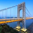 George Washington Bridge — Stock Photo #59391885