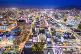 Sapporo, Japan Cityscape — Stock Photo