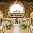 Alcazar of Seville — Stock Photo #60473325