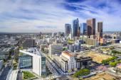 Los Angeles, California, USA Downtown — Stok fotoğraf