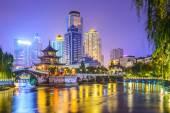 Guiyang, China Skyline — Stock Photo