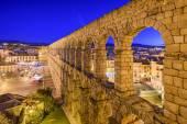 スペイン、セゴビアの水道橋 — ストック写真
