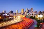 Atlanta, Georiga Cityscape — Stock Photo