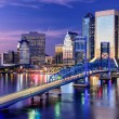 Jacksonville, Florida Skyline — Stock Photo #62258983