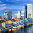 Jacksonville, Florida Skyline — Stock Photo #62259431