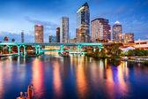Tampa, Florida Skyline — Stock Photo