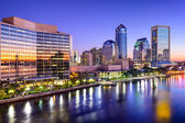 Jacksonville, Florida Skyline — Stock Photo