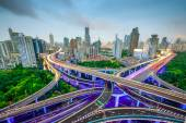 Shainghai Highways — Stock Photo