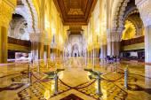 Hassan II Mosque Interior — Zdjęcie stockowe