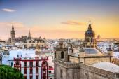Seville, Spain Skyline — Photo