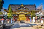 Toshogu Shrine in Tokyo — Stock Photo