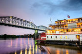 Chattanooga, Tennessee Riverboat — Stock Photo