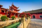 Temple in Fuzhou China — Stock Photo