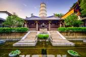 Fuzhou Temple — Fotografia Stock