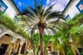 Palace Courtyard — Stock Photo