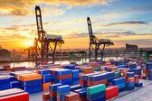 Hafen in Marokko — Stockfoto