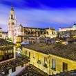 Toledo, Spain Old City — Stock Photo #65711273