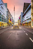Checkpoint Charlie — Stock Photo