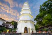 White Pagoda of Fuzhou — Fotografia Stock