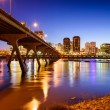 Richmond Skyline — Stock Photo #70464527