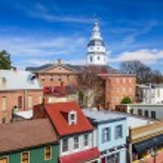 Annapolis Maryland Cityscape — Stock Photo #70465033
