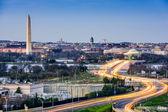 Washington DC Cityscape — Stock Photo
