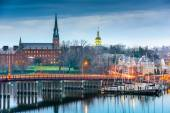 Annapolis Maryland on the Chesapeake Bay — Stock Photo