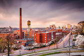 Richmond, Virginia Skyline — Stockfoto