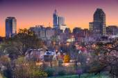 Raleigh North Carolina Skyline — Zdjęcie stockowe