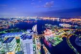Yokohama Cityscape — Stock Photo