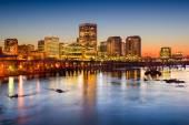 Downtown Richmond, Virginia — Stock Photo