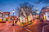 Downtown Annapolis, Marlyand — Stock Photo