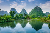 Karst Mountains of Guilin — Stock Photo