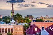 Charleston Skyline — Zdjęcie stockowe