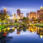 Charlotte Skyline — Stock Photo #76708073