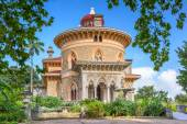 Monserrate in Sintra Portugal — Stock Photo