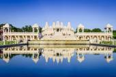 Hindu Temple in Atlanta — Stock Photo