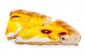 фруктовый пирог — Стоковое фото