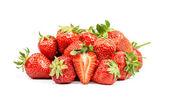 Strawberry heap. — Stock Photo