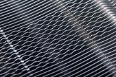 Cooler metal texture — Stock Photo