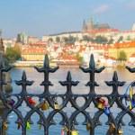 Prague Castle and Little Quarter, Czech Republic — Stock Photo #72201743