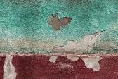 Old peeling wall — Stock Photo
