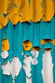paint flaking  — Stock Photo